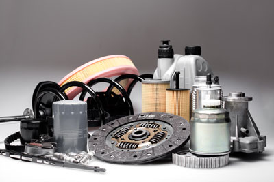 various automotive parts